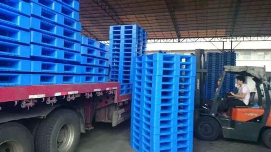 塑料托盘在工厂车间使用及存放要求